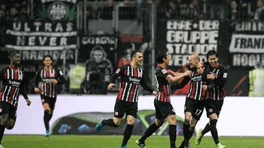 Bundesliga Spiel Im Free Tv Frankfurt Gegen Bayern Live Im