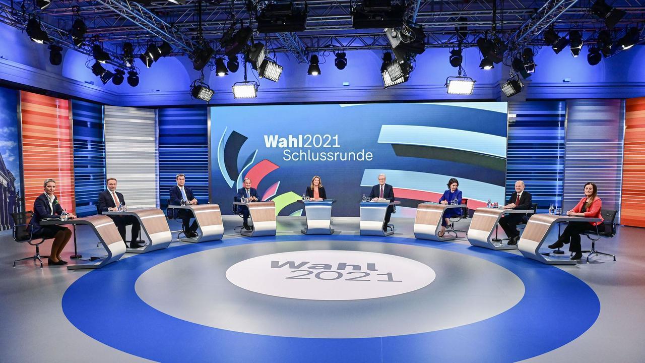 Faktencheck zur ZDF-Wahlkampf-Schlussrunde