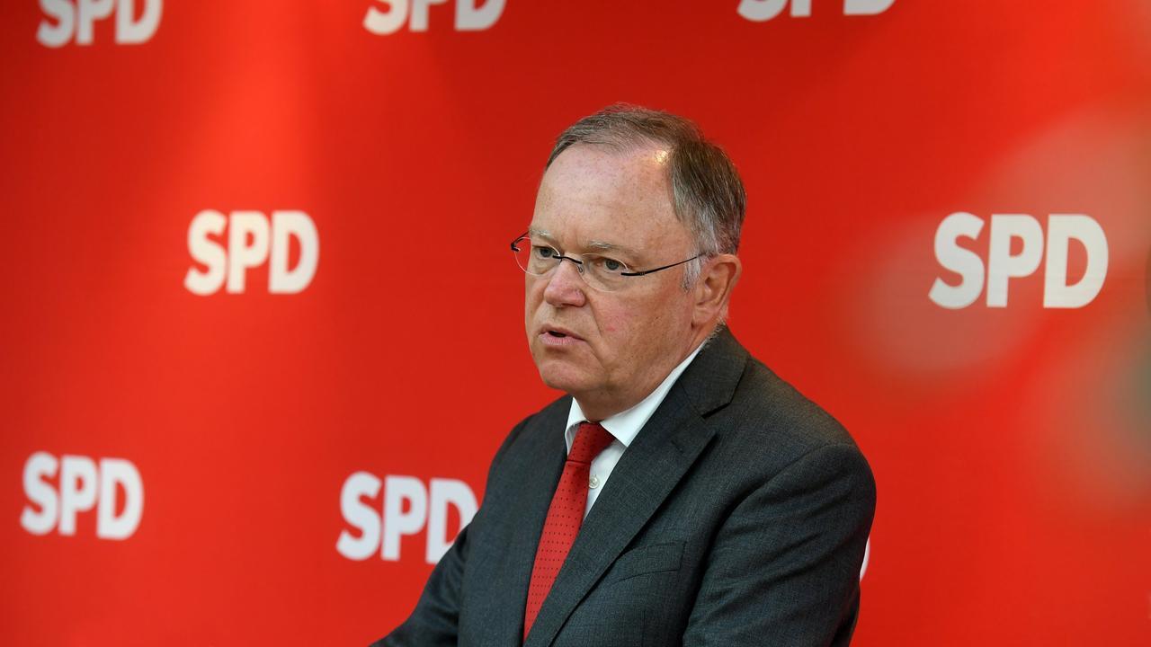 """SPD-Ministerpräsident Weil: """"GroKo hängt an Merkel-Nachfolge"""" - ZDFmediathek"""