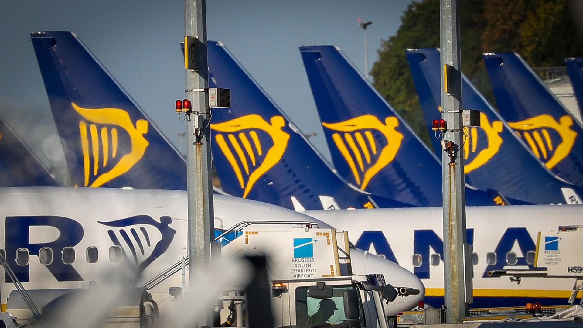 Irische Fluggesellschaft : Cockpit ruft Ryanair-Piloten zum Streik ...