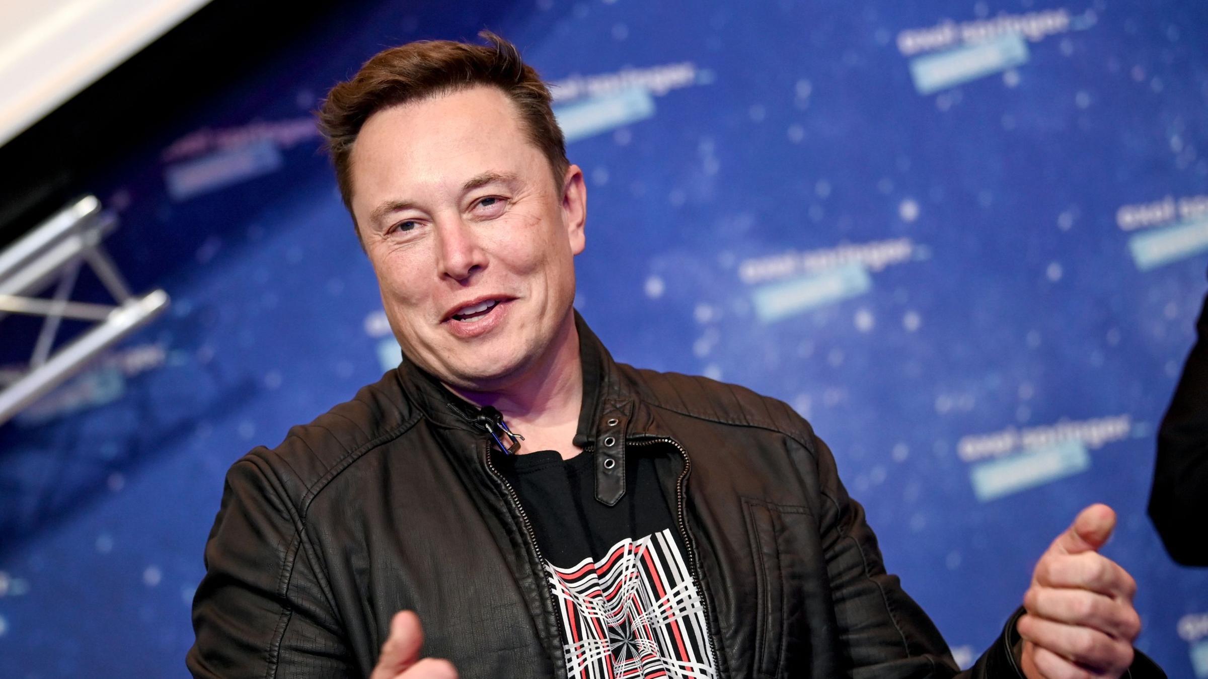 Mit 188,5 Milliarden Dollar: Elon Musk ist reichster Mensch - ZDFheute