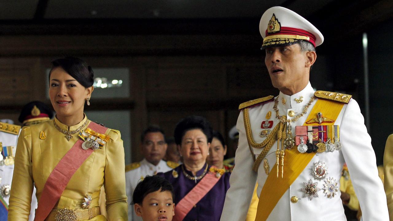 Staatsoberhaupt von Thailand: König soll im Mai gekrönt werden
