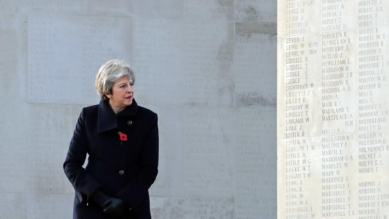 Ultimatum zur Planänderung: Brexit-Hardliner drohen May