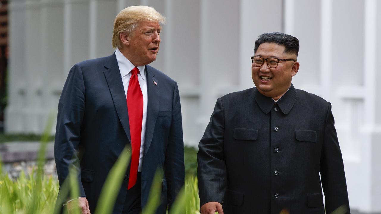 Übung von USA und Südkorea: Trump für Ende von Militärmanöver
