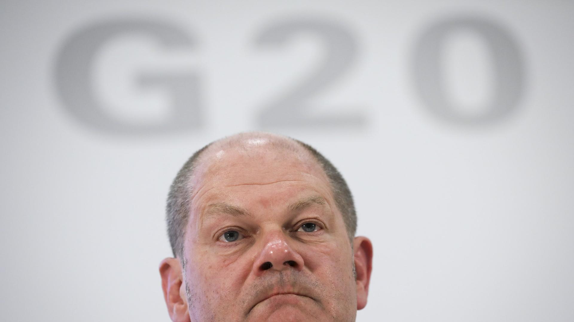 Vizekanzler Olaf Scholz reist zum G20-Treffen nach Buenos Aires.