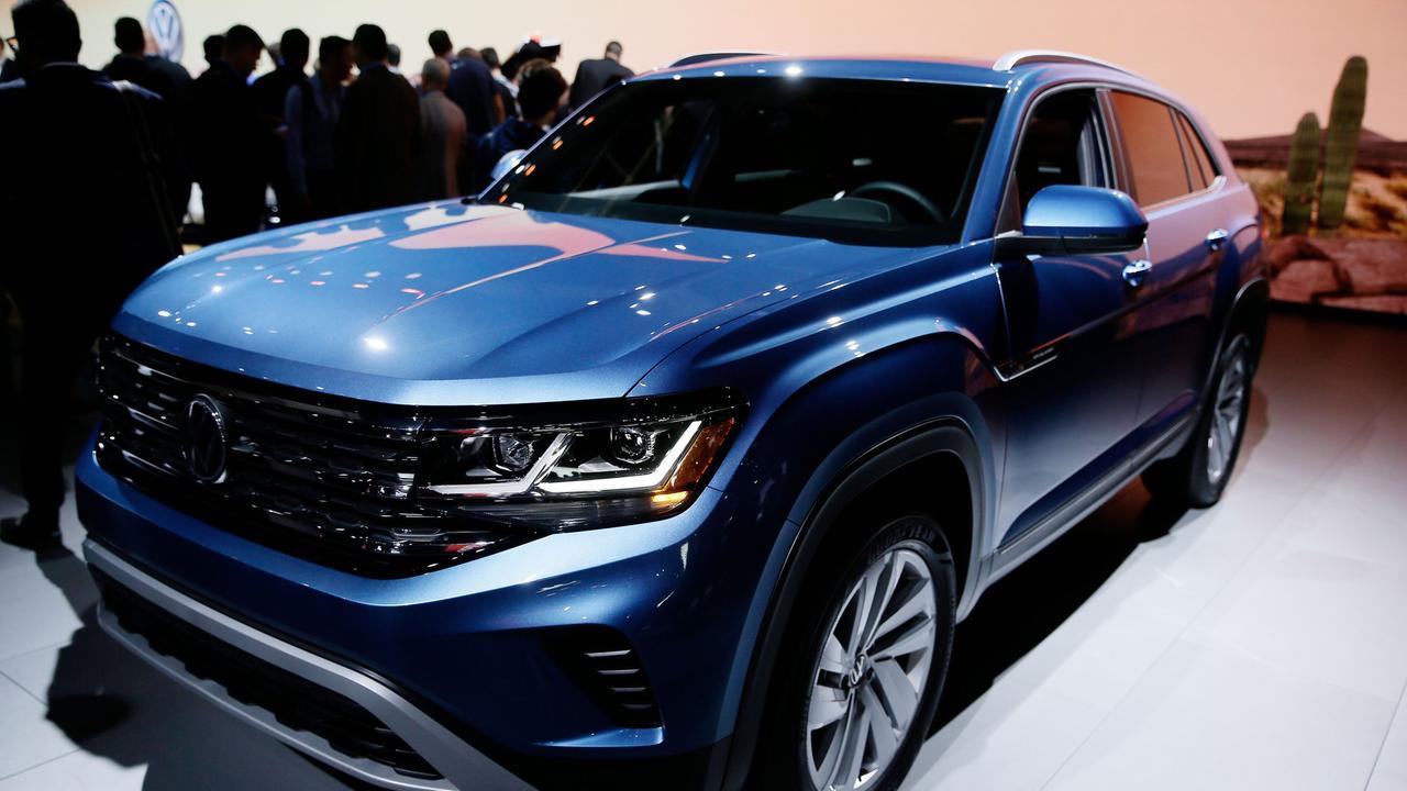 Aufgrund des SUV-Booms: Volkswagen steigert US-Absatz ...
