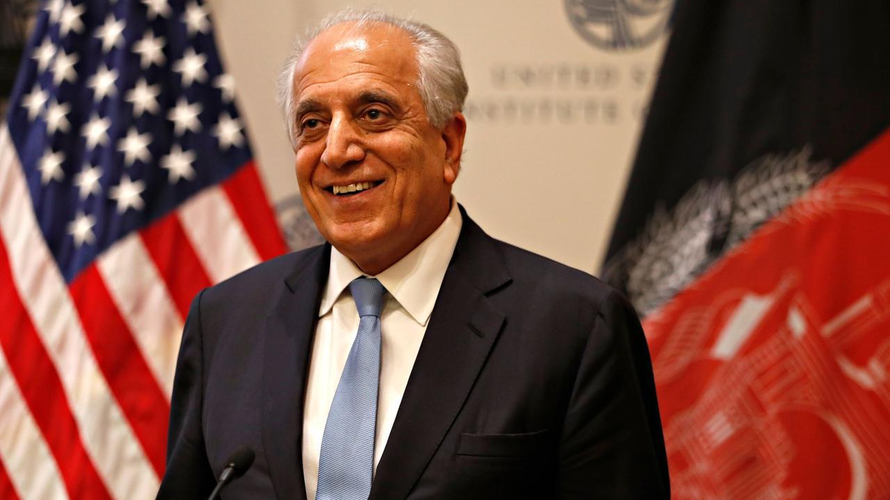 US-Beauftragter für Afghanistan Khalilzad tritt zurück