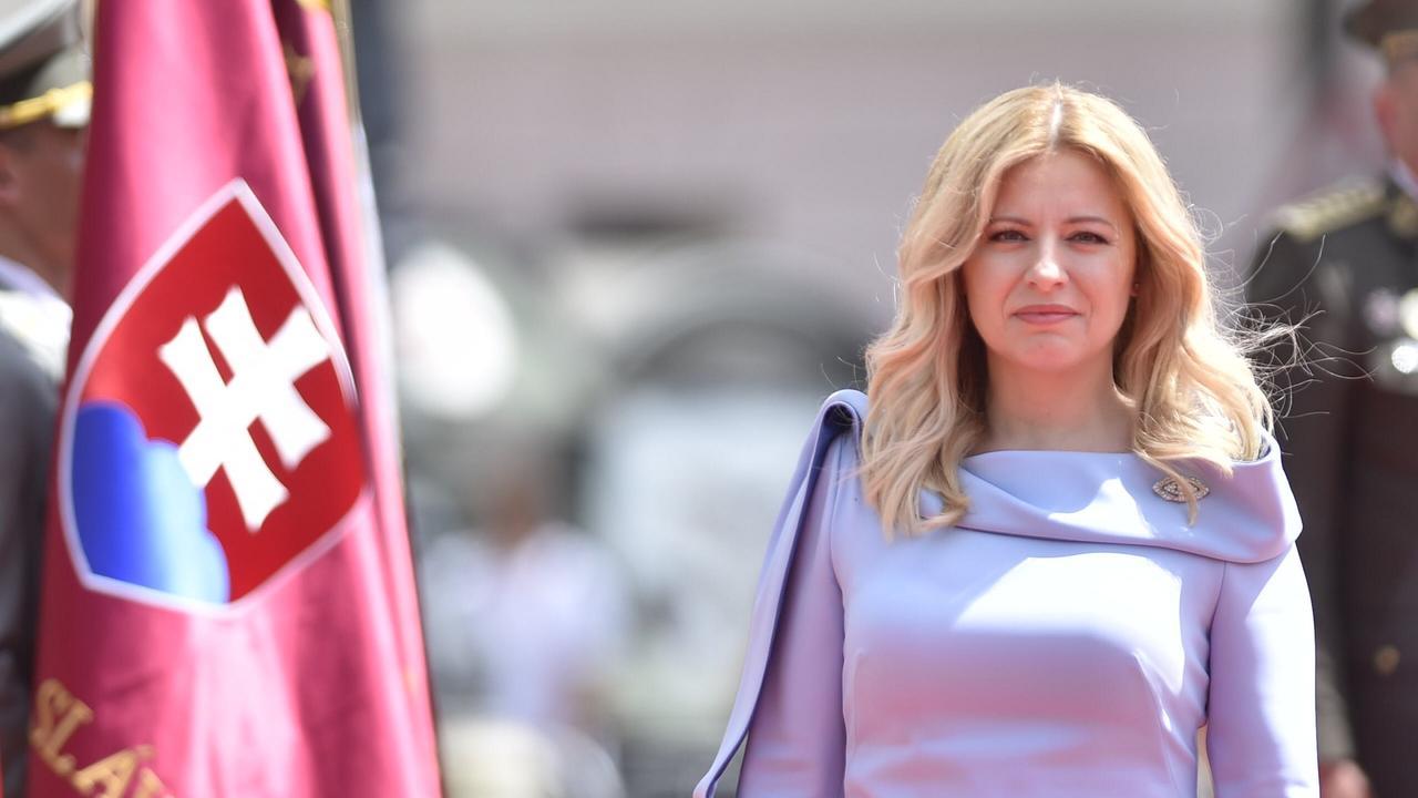 Slowakei Präsidentin