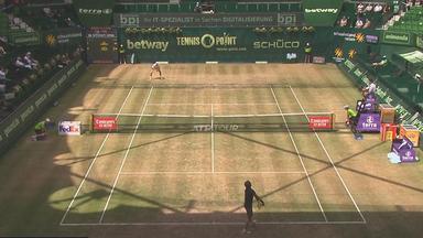 Zdf Sportextra - Tennis-finale In Halle: Rubljow - Humbert Komplett