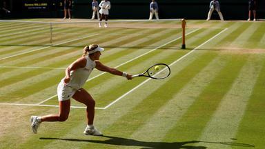 Zdf Sportextra - Tennis - Wimbledon: Das Frauen-finale Vom 14. Juli 2018