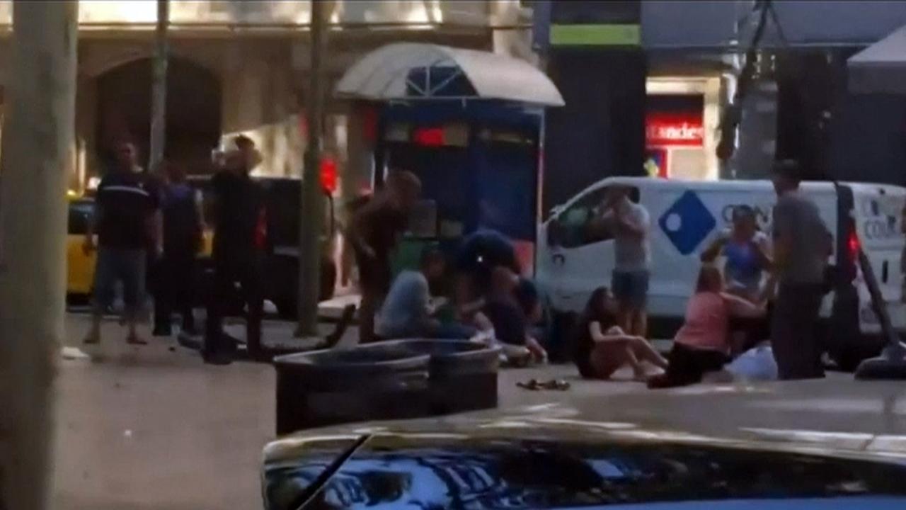 Terroranschlag Twitter: Terroranschlag In Barcelona