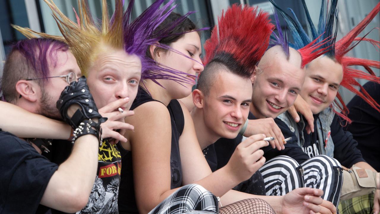 The True Story of Punk: Die Geburt