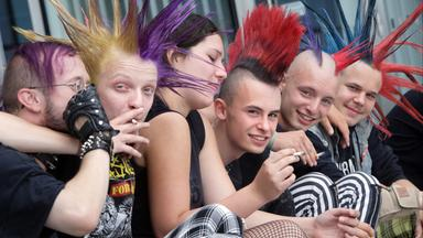 Zdfinfo - The True Story Of Punk: Die Geburt