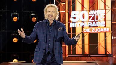 50 Jahre Zdf-hitparade - Die Zugabe - 50 Jahre Zdf-hitparade -- Die Zugabe