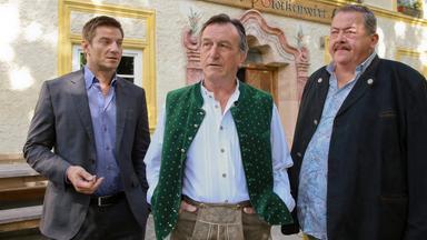 Die Rosenheim-cops - Die Rosenheim-cops: Tod Einer Heuschrecke