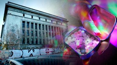 Zdfinfo - Tod Im Techno-club - Berlins Partyszene Auf Droge
