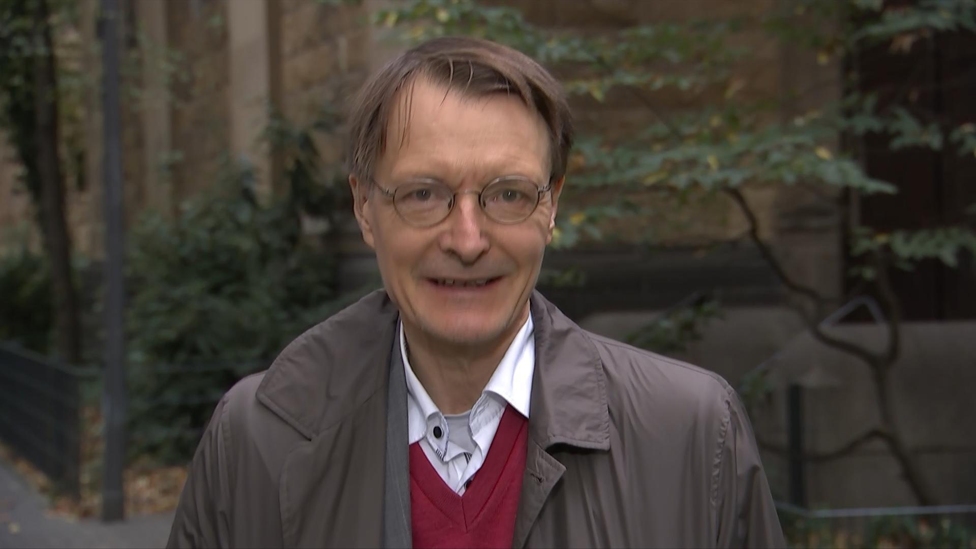 Lauterbach Fordert Feste Obergrenzen Bei Privaten Feiern Zdfheute