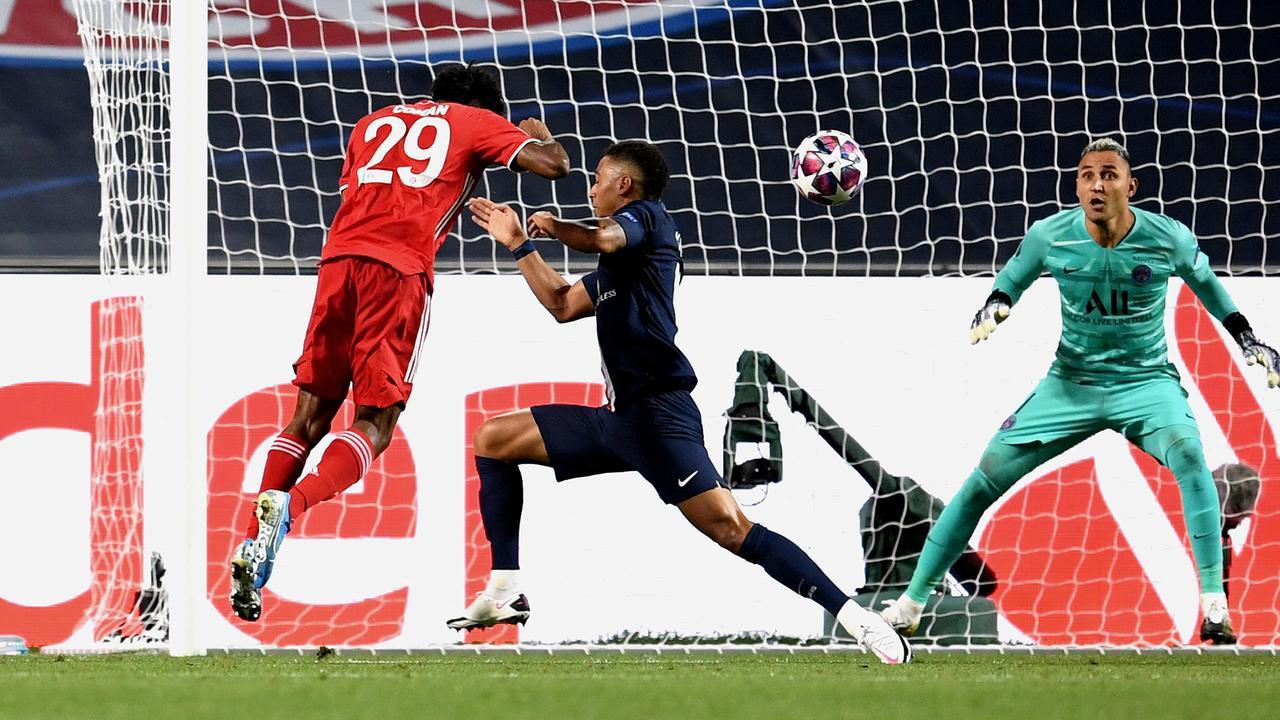 Champions League: Benfica Lissabon - FC Bayern München