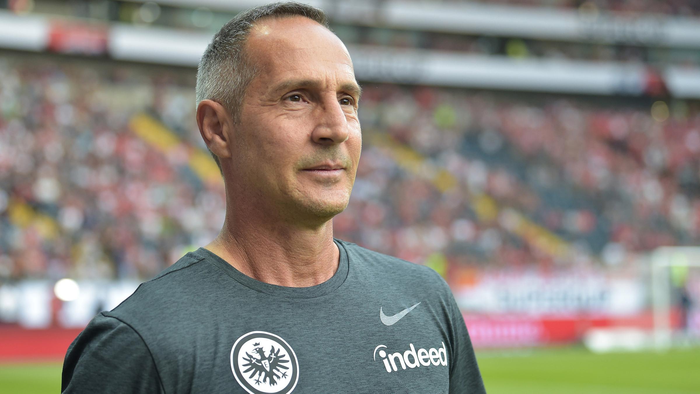 Eintracht Frankfurt: Adi Hütter