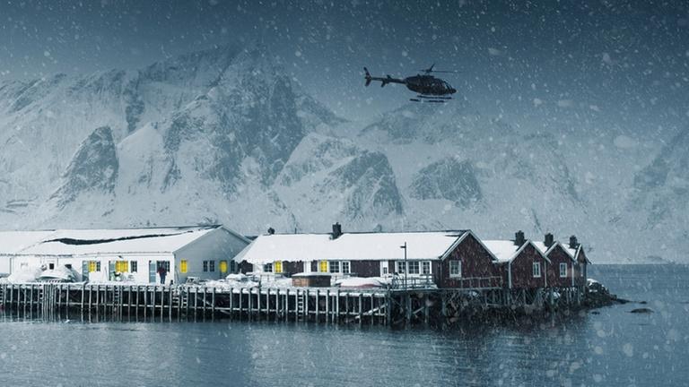 Trapped Gefangen In Island
