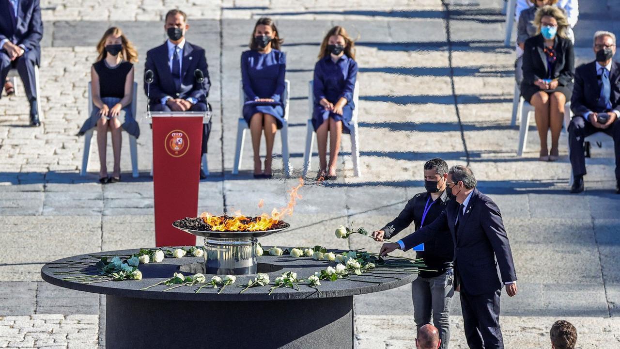 Spanien Tote Corona