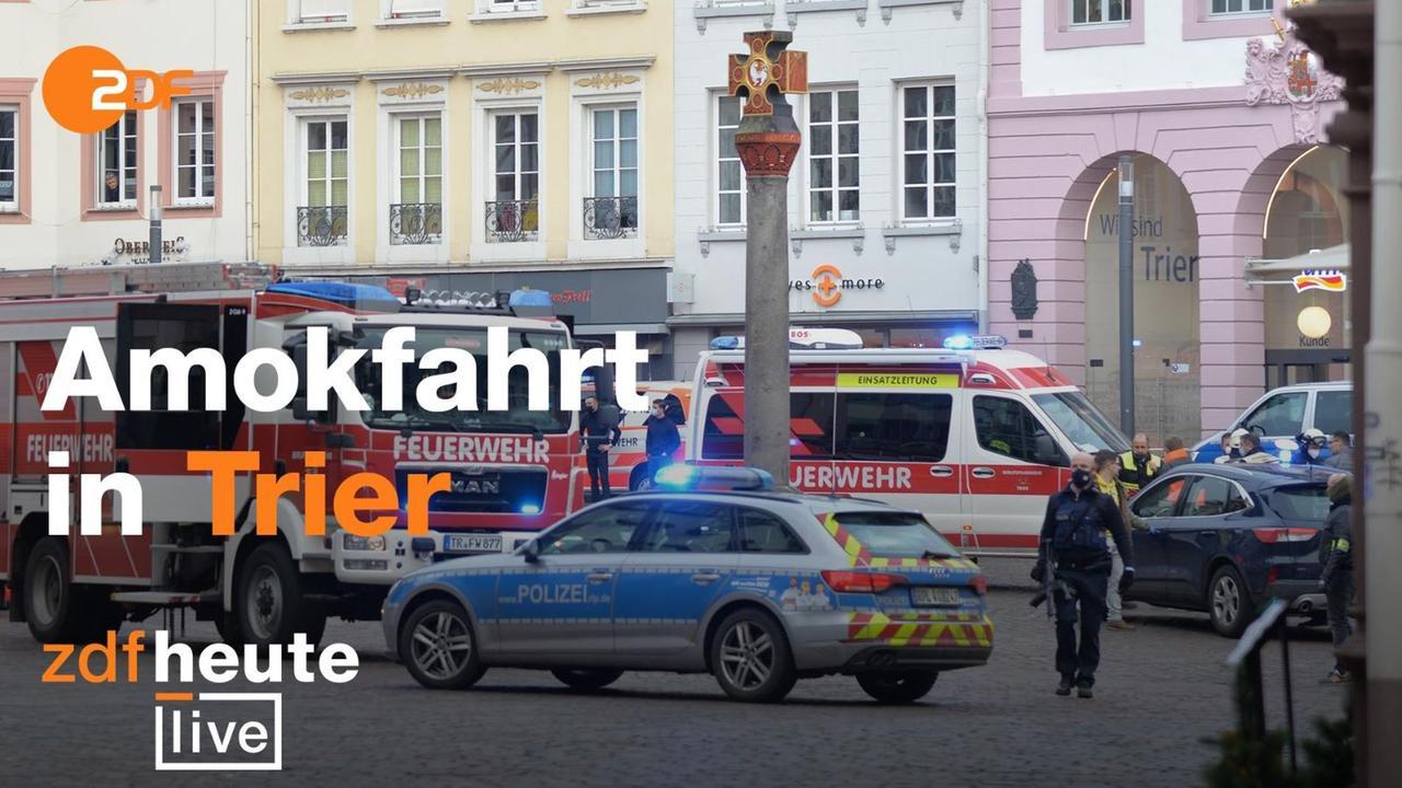 Unfall Trier Heute