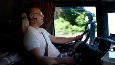 Zdfinfo - Die Trucker - Schwere Last Auf Achse