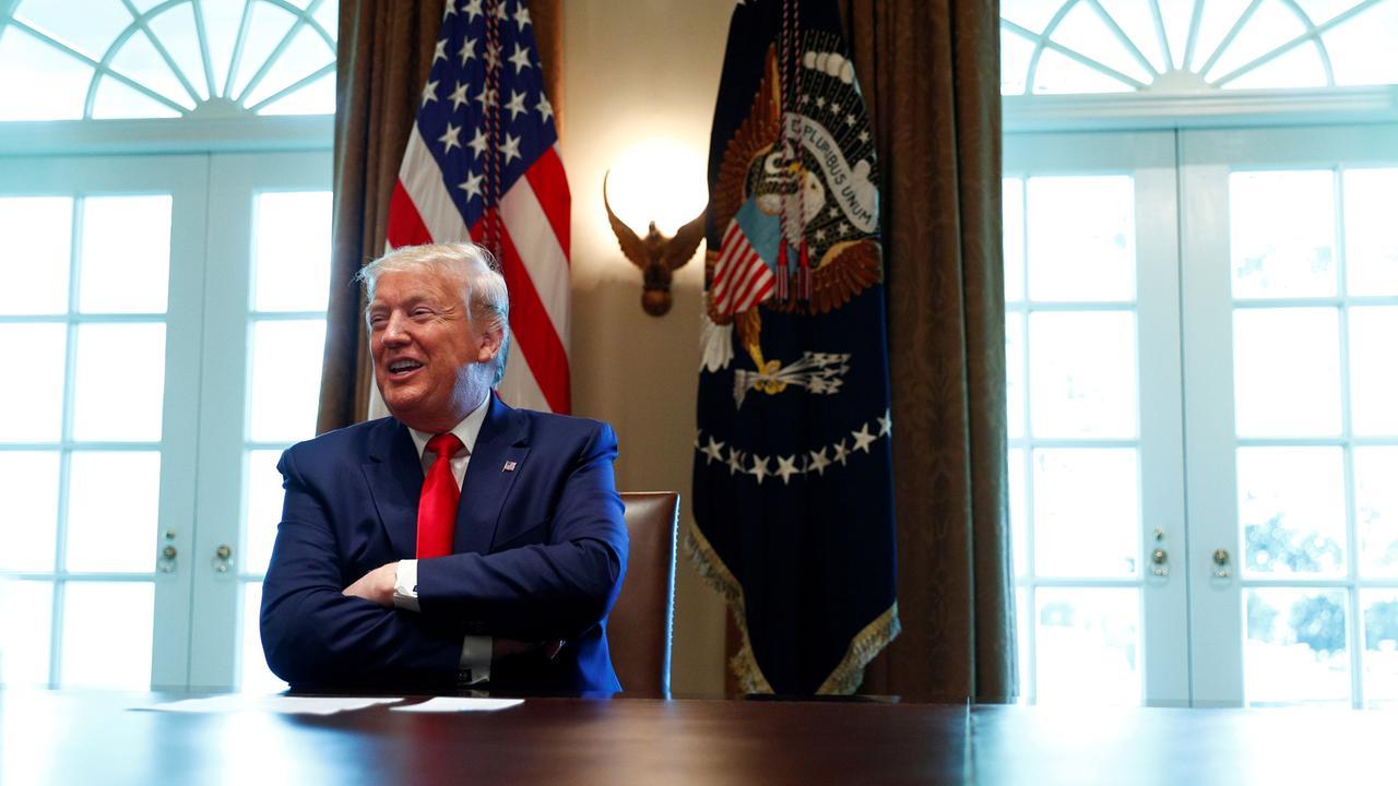 """US-Wahlkampf und Corona: Trumps Bühne als """"Wartime President"""""""