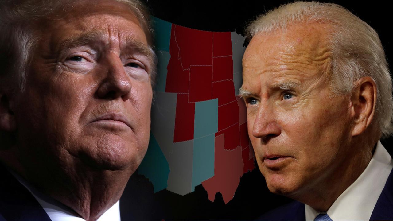 Trump vs. Biden: Was sagen die Umfragen zur US-Wahl?