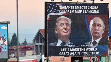 Zdfinfo - Trumps Russland-connection - Das Fbi, Mueller Und Die Wahrheit