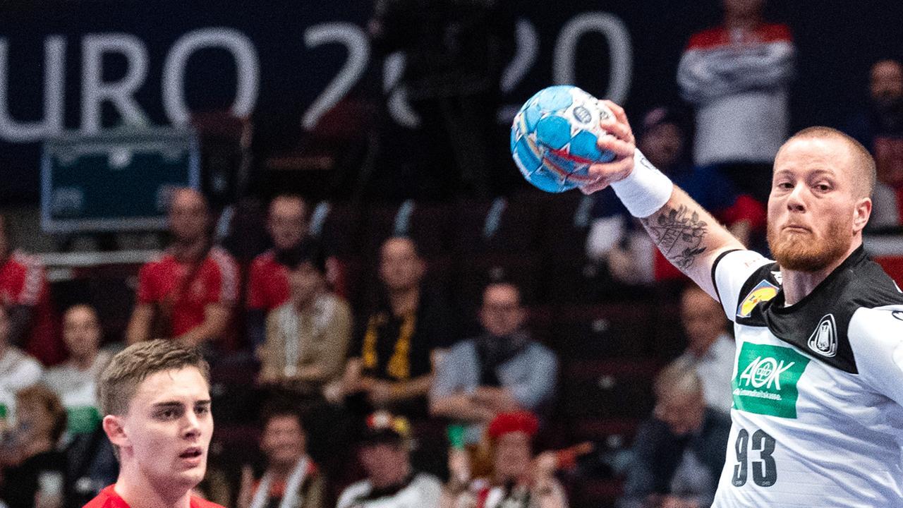 Handball-EM: Tschechien - Deutschland 22:26 | Zusammenfassung