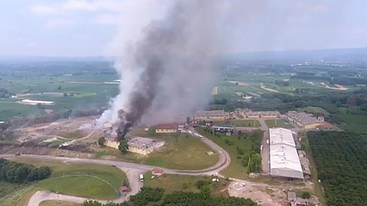 Türkei Explosion Heute
