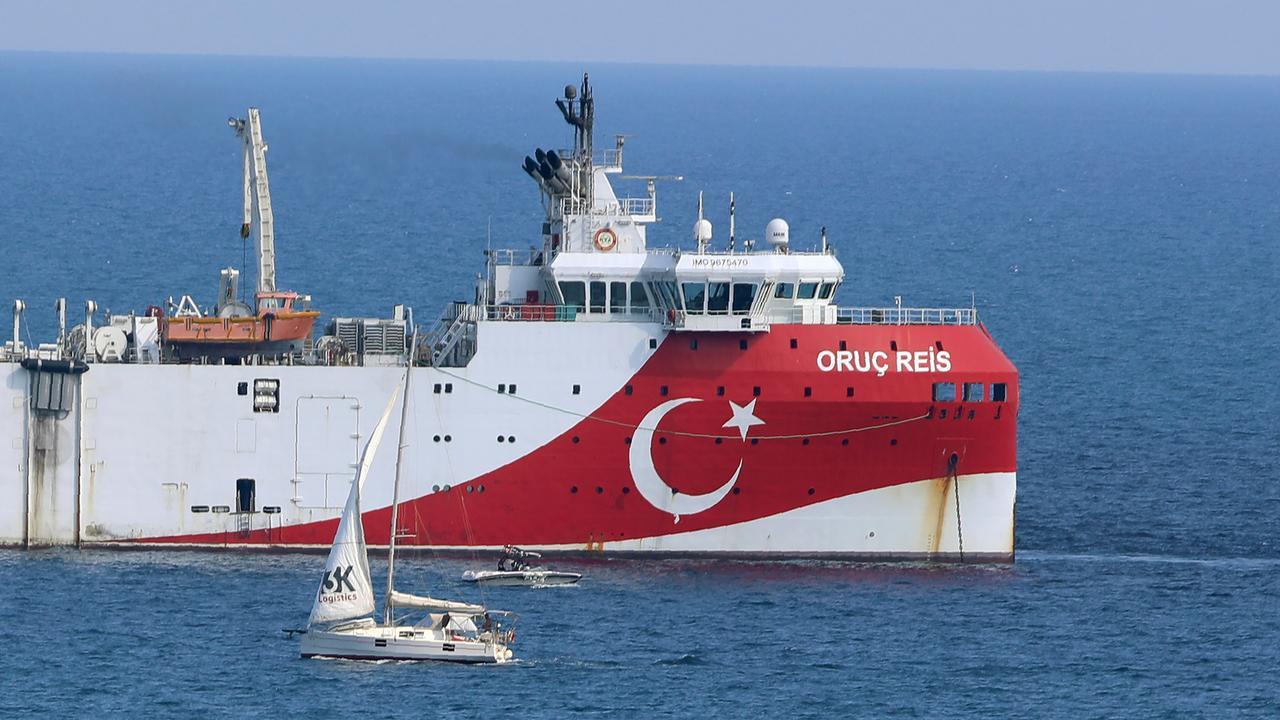 Türkei Erdgas