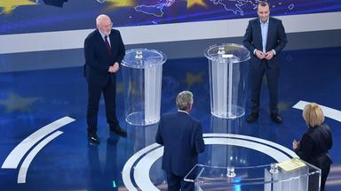 Wahlen Im Zdf - Bundestagswahl - Das #tvduell Zur Europawahl