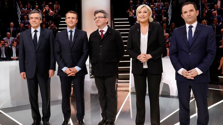 praesidentschaftswahlen in frankreich