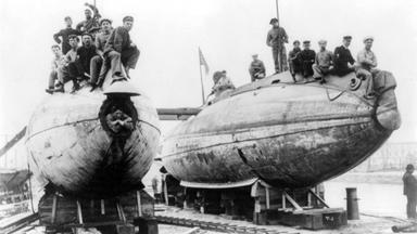 Zdfinfo - U-boote: Aufbruch In Die Tiefe