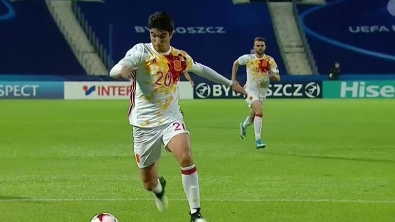 U21: Spanien - Serbien