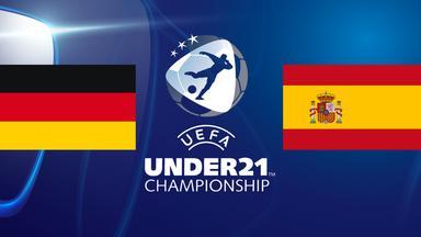 Zdf Sportextra - Finale Der U21-em: Deutschland - Spanien In Voller Länge