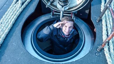 Pur+ - Das Entdeckermagazin Mit Eric Mayer - Pur+ Notfall Im U-boot