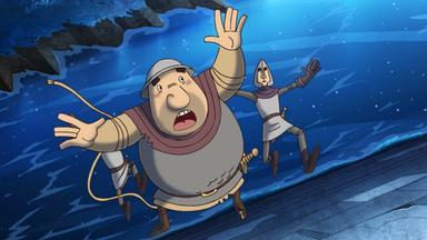 Der Kleine Ritter Trenk - Der Kleine Ritter Trenk: überfall Auf Die Burg