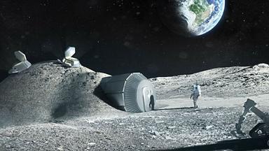Zdfinfo - überleben Auf Dem Mond
