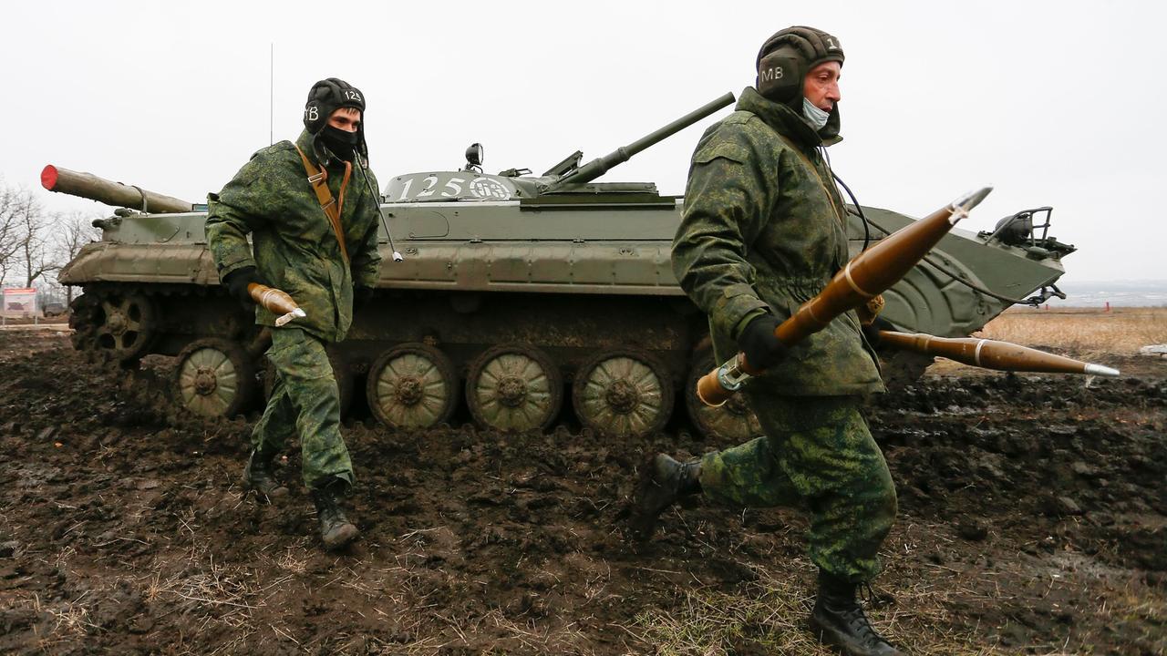 """Ukraine-Konflikt: """"Unerschütterliche EU-Unterstützung"""""""