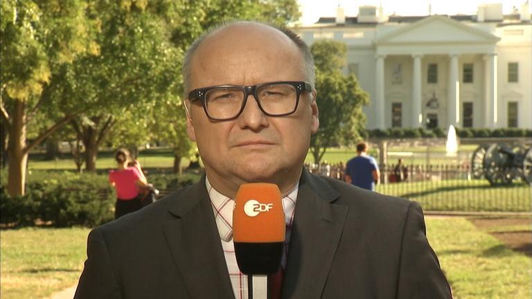 USA-Korrespondent Ulf Röller
