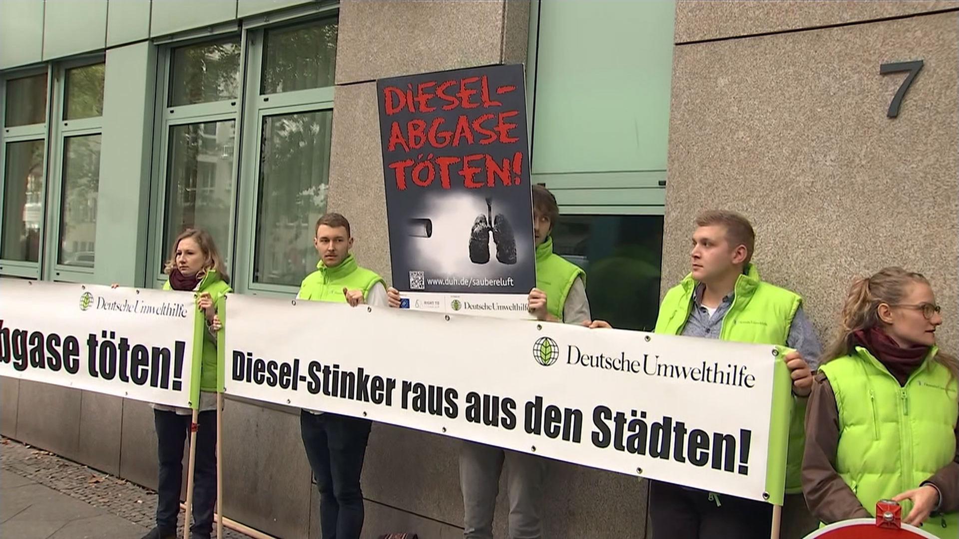 Politische Geisterfahrt Wer Zahlt Für Den Diesel Skandal