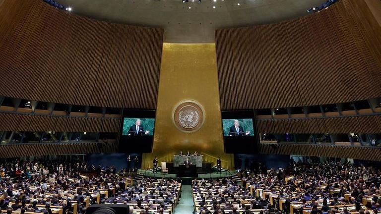 Vollversammlung: UNO verurteilt Israel für Gaza-Gewalt