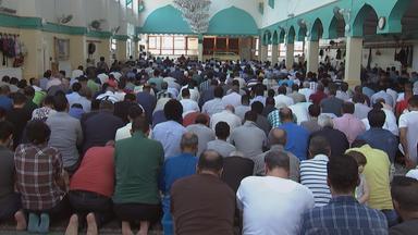 Hass aus der Moschee