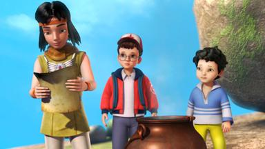 Peter Pan - Neue Abenteuer - Peter Pan - Neue Abenteuer: Unheilvoller übermut
