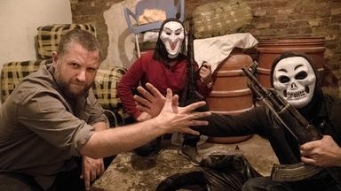 Zdfinfo - Unter Gangstern: Albanische Mafia
