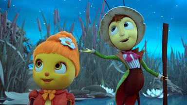 Kleine Lustige Krabbler - Kleine Lustige Krabbler: Unter Sternen