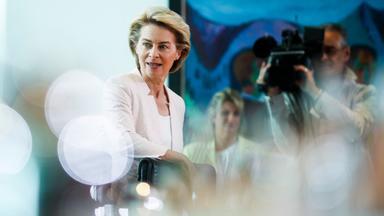 EU-Kommissionspräsidentin: Was, wenn von der Leyen durchfiele